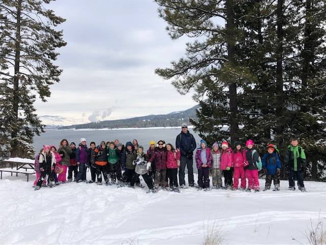 Synergizing on Snowshoes
