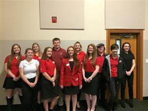 FCCLA Event Competition