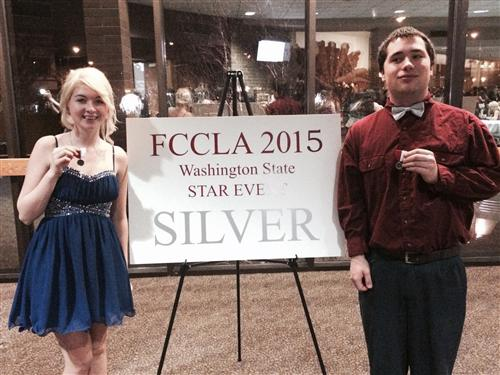 Congratulations To The Fccla Team
