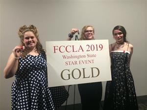 FCCLA Students Compete