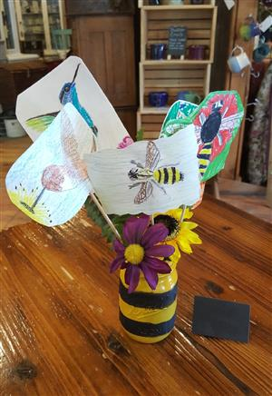 Bee Artwork
